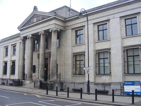 Bermondsey Municipal Ofices