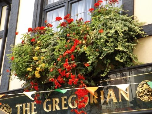 The Gregorian Arms