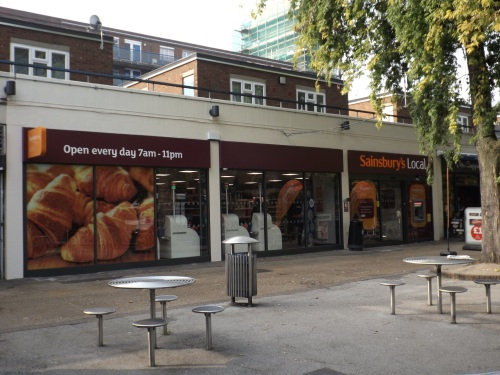 Sainsbury's Local in Jamaica Road