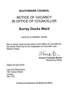 notice_of_vacancy___surrey_docks_ward-2